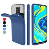 Bakeey Pure Etui de protection en TPU ultra-fin Soft antichoc pour Xiaomi Redmi Note 9S / Redmi Note 9 Pro / Redmi Note 9 Pro Max Non original