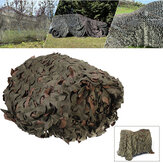 Rete mimetica multi-formato Rete mimetica impermeabile ad asciugatura rapida Reversibile verde / marrone per caccia / tiro