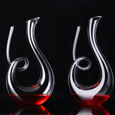 Snail Alcohol Pouring Tool Transparent Crystal Glass Liquid Decanter Creative Shape Barware Set