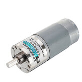 37GB555 DC 24V 30/50/100RPM Large Torque Reversible Motor 555 Gear Reducer Motor
