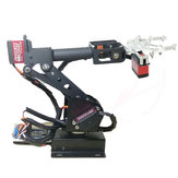 DIY 6DOF RC Robot Arm Educational Robot Arm With Digital Servo For /STM32/51 Chip