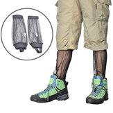 IPRee®1paralairelibre Malla Anti Mosquito Cubrecama de insecto Picadura de insecto Pantalones Guantes Protector de pies cámping Senderismo
