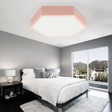 Modern LED Ceiling Light Ultra-Thin Surface Mount Lamp Home Bedroom Living Room 220V