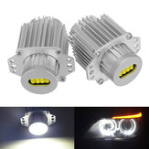 80 W LED Angel Eyes Lampen Foutloos 6000 K Wit voor BMW E90 E91 3 Serie 325i 328i 335i 2004-2008
