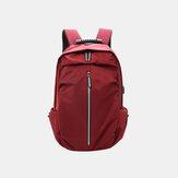 Férfi Oxford Sport nagy kapacitású 15,6 hüvelykes laptop táska utazás Traval hátizsák