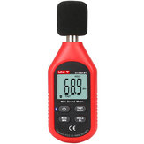 UNI-T UT353BT Bluetooth Medidor de nível de som Digital Noise Tester 30-130dB Decibel Monitoring Sound Level Meter