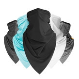 BIKIGHT Cycling Triangle Sport Scarf Ice Fabric Riding Bike Scarves Breathable Bandanas Face Mask Running Headband