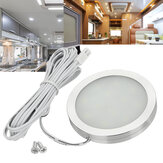 12V 2.5W 180lm 3000/6000k Spotlight LED Work Light for Camper Caravan Motorhome Boat