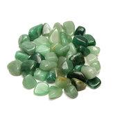 100g Natural Aventurine Hancur Quartz Kerikil Batu Kristal Degaussing Dekorasi DIY
