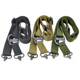 ACTION UNION MS4 SG006 Nylon Multi-Function Tactical Belt Safety Rope Outdoor Belts