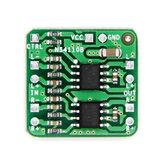 NS4110B DC 6-14V Diferencial Amplificador Tablero 2x18W Digital Clase D / Clase AB Audio Potencia Amplificador