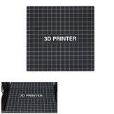 235 * 235mm Ogrzewane łóżko Gorące łóżko Platforma naklejki z ulepszoną kopię dla Creality Ender-3 3D części drukarki