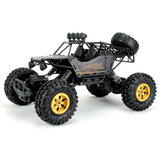 KYAMRC 1/12 2.4G 4WD RC Car Crawler Metal Body Body Modele pojazdów Truck Indoor Outdoor Toys
