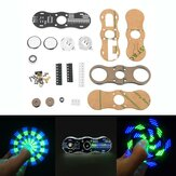 DIY LED Hand Spinner Kit électronique C51 Kit de formation à puce unique