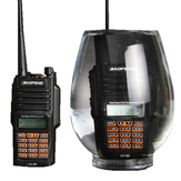 BAOFENG-UV-9R Walkie Talkie IP67 Vandtæt Dual Band 136-174 / 400-520MHz Ham Radio 8W 10KM Range