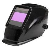 Büyük Görünüm Alanı Solar Auto Darkening Kaynak Kaskı Maske Arc Mig Tig Kaynak için
