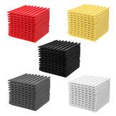 12Pcs 30x30x2.5cm Soundproofing Foam Acoustic Wall Panels Studio Soundproof Foam