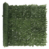 5Mx1.5M Faux Artificial Ivy Leaf Privacy Fence Screen Hedge Decorative Garden