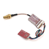 ImmersionRC Tramp HV 6-18V 5.8GHz 1mW to>600mW Video Transmitter internationale Version V2