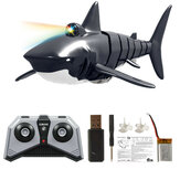 Eachine EBT01 2.4G 4CH Electric Shark RC Boat Vehicles Waterproof Swimming Pool Simulation Model Toys