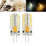 G4 2W SMD3014 48LEDs 260LM Warm Wit Pure Wit Gloeilamp AC / DC12-24V