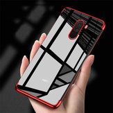 Bakeey™ Color Plating Transparent Soft TPU Back Cover Protective Case for Xiaomi Pocophone F1 Non-original