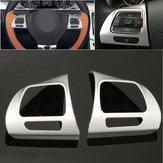 Copertura in bicromato di potassio dell'anello d'acciaio per Volkswagen VW Golf MK6 Jetta Passat B7 CC