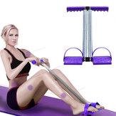 多機能ペダルプーラー腹筋腕筋トレーニングホームフィットネスプルロープ春エクササイザー