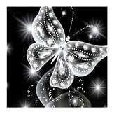 Butterfly 5D Diamond Paintings Embroidery Cross Stitch Tool Kit
