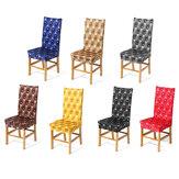 Бархатные эластичные чехлы на стулья, протектор для стула, чехол для столовой Свадебное, банкетная вечеринка для украшения дома и офиса