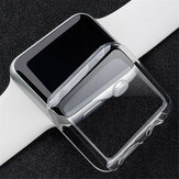 Transparent Clear Slim Hard Snap On Case Cover Screen Protector For 38/42mm Apple Watch Series 2