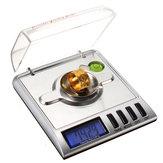0.001G x 30g bolso jóias digitais escala de grama precisa de pesagem