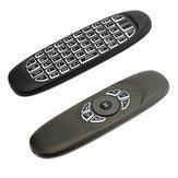 Podkładka pod mysz bezprzewodowa 2.4G Air Mouse dla Android TV Box Laptop PC Windows Macbook OS