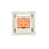 Feker 35/70 / 90pcs Mecânico Interruptor de 3 pinos tátil Rosa Interruptor de jade para teclado de jogos Mecânico