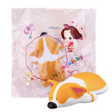 Corgi Squishy Kawaii Animal Jumbo Soft Toy Gift Collection With Package