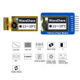 Waveshare® 1.02 Inch e-Paper e-Ink Screen Module Bare Screen Optional Partial Refresh