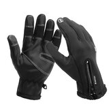 iwinter Touch Screen Full Finger Inverno Warm Thermal Bike Motocicleta Luva