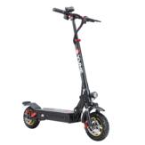 [EU DIRECT] YUME S10 48V 1000W 21AH Scooter électrique pliant de pneu de 10 pouces 40-45Km / h Vitesse maximale 45-65Km Kilométrage Scooter de charge maximale de 120Kg