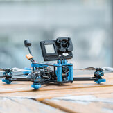iFlight Chimera4 LR Micro Long Range 4 Inch 4S Freestyle FPV Racing Drone BNF Caddx Nebula Digital HD System F4 FC 35A ESC 1404 3800KV Motor