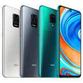 Xiaomi Redmi Note 9 Pro Global Version 6,67 tommer 64MP Quad Camera 6GB 128GB 5020mAh NFC Snapdragon 720G Octa core 4G Smartphone