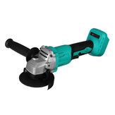 800W 100mm Brushless Cordless Angle Grinder Grinding Tool For Makita 18V Battery