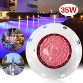 AC12V 35W RGB LED Natação subaquática Piscina Light + Controle Remoto