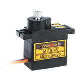 Racerstar MG90S 9g Micro Metal Gear Analog Servo For 450 RC Helicopter RC Car Boat Robot