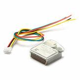 HGLRC 8M M8N GPS मॉड्यूल के लिए APM Pixhawk CC3D Naze32 F3 RC कंट्रोल ड्रोन FPV रेसिंग के लिए उड़ान नियंत्रण