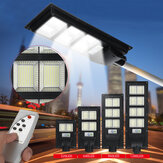 320/640/960/1280LED Solar Powered Street Light Garden Wall Lamp Timing Control