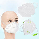 2Pcs PM2.5 High Quality Mouth Cover Filter Mask Dustproof Particulate Respirator