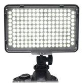 Mcoplus LE-168A ściemniana studyjna lampa wideo led 3200 k / 5500 k lampa oświetleniowa do fotografii wypełnienia do lustrzanki cyfrowej