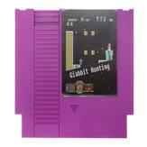Super Hanshin Tigers Giabbit vadászat 72 tűs 8 bites játékkártya-patron a NES Nintendo számára
