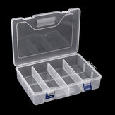F240 234x168x62MM Double Layer Component Box Parts Box Storage Box Tool Box Electronic Component Box