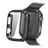 Bakeey Carbon Fiber Watch Bumper Watch Cover For Apple Watch Series 1/2/3/4
